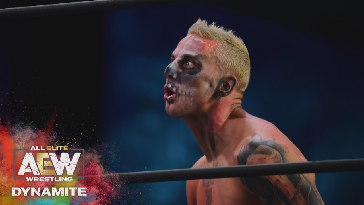 Was Ricky Starks Able to Defeat Darby Allin?   AEW Dynamite, 9/30/20