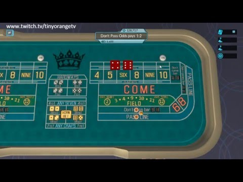 Craps guide for beginners Vid 8: RP Grinding and some bettin