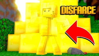 Minecraft: DISFARCE DE OURO - (Esconde-Esconde)