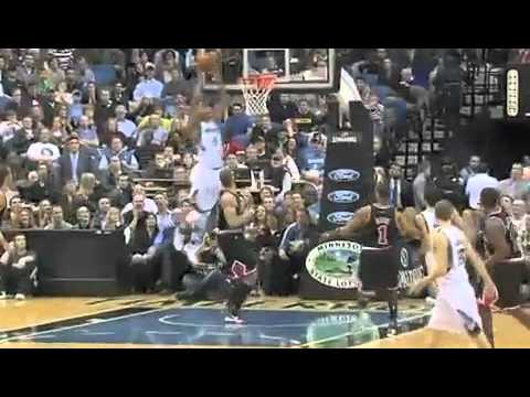 Ricky Rubio 2011-2012 Highlights