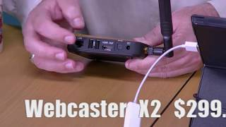 Videoguys Webinar: Epiphan Webcaster X2 Social Media Streaming Device