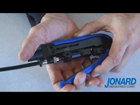 Jonard Tools CT-200 Universal Compression Tool