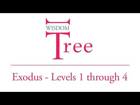 Wisdom Tree - Part 2 - Exodus Levels 1 through 4