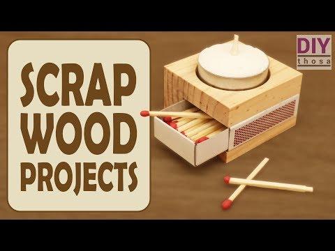Scrap Wood Projects #2 - Emergency Light