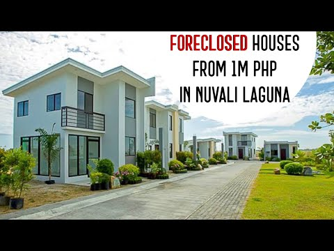 Foreclosed Houses for Sale in Laguna Philippines