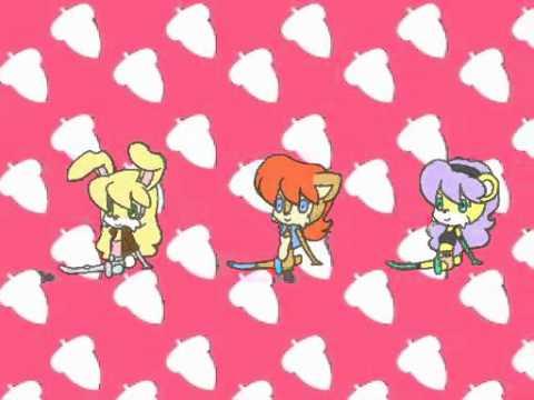 Love shine [Sonic ver.] sub español