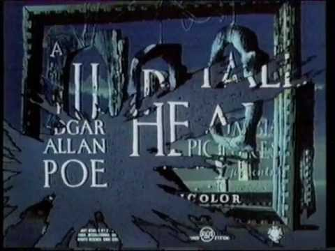 The Tell Tale Heart - 1953 narrated by James Mason