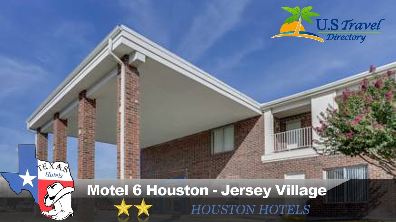 Motel 6 Houston Jersey Village Hotels Texas