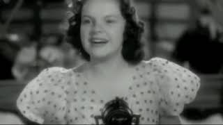 Judy Garland, 7 to 17.  Frances E Gumm becomes Judy G. & sings songs from 8 of her earliest movies.