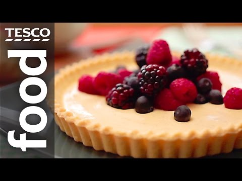 How To Make Crème Pâtissière | Tesco Food
