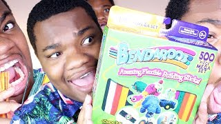 TESTING 90s TOYS: BENDAROOS (Does This Thing Really Work)
