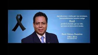 Fallece diputado panista Raúl Gómez Ramírez