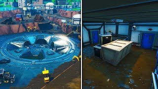Fortnite SECRET MAP CHANGES v8.40! Loot Lake UFO DIG SITE, SECRET BUNKERS, Saison 8 Storyline