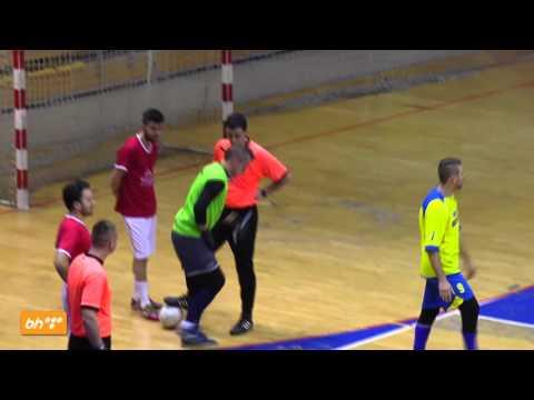 Balmed - Dobrinja 5 vs Džemat Bojnik | Grupa C | Sezona 2015./2016.