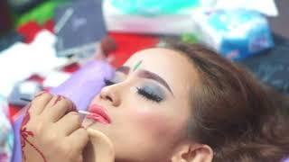 video Make Up Wedding Sist Mila & Alek
