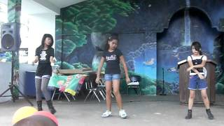 Garapan Elementary School dance-Pretty girl rock Keri hilson  Ft. Kanye west