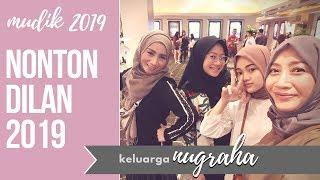 NEMENIN ANAK-ANAK ABG NONTON DILAN 2019 II Vlog #127