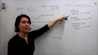 Intro to Control - 72 Poles and Stability