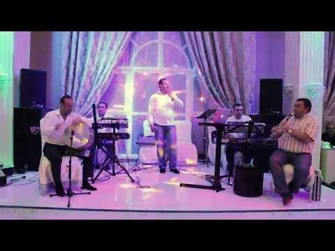 (Армянская Музыка) Свадьба в Краснодаре Ресторан Наш Двор Певец Леон Асатрят
