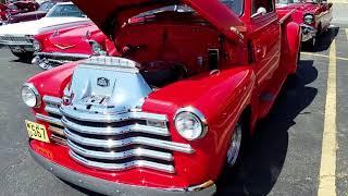 A random car show I stumbled on