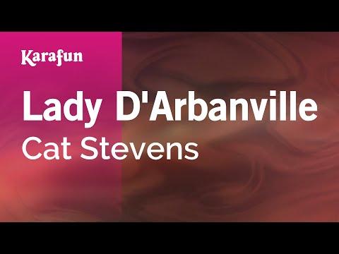 Karaoke Lady D'Arbanville - Cat Stevens *