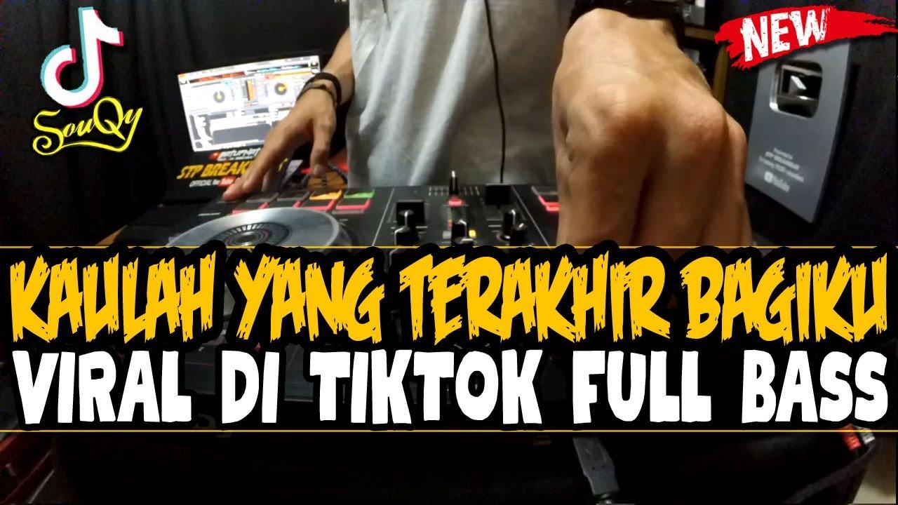 DJ TERAKHIR UNTUK MU !! VIRAL DI TIK TOK JUNGLE DUTCH FULL BASS 2020