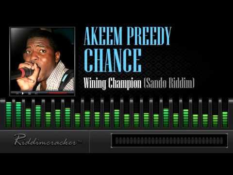 Akeem Preedy Chance - Wining Champion (Sando Riddim) [Soca 2014]