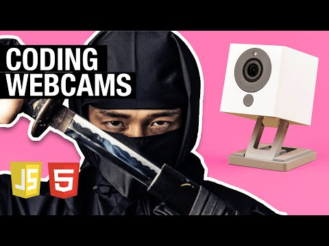 Webcam Web Development Tutorial! [Updated 2019] | Stream Live Video With WebRTC, Javascript & HTML 5