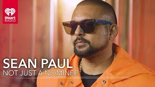 Is Sean Paul A Tennis Expert? | 2018 iHeartRadio Music Awards