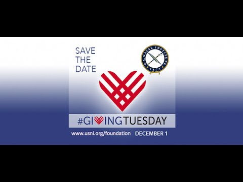 Support the Naval Institute this #GivingTuesday!
