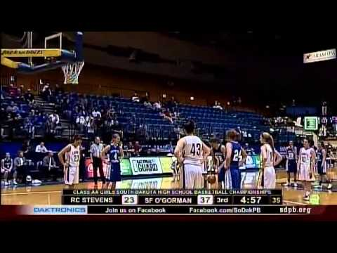 2014 State AA Girls Basketball Tournament - Game 4