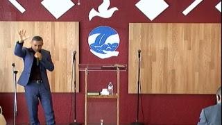 ROGIM. TV  Pastor: WALTER RIVAS  Tema: Hagase tu Voluntad