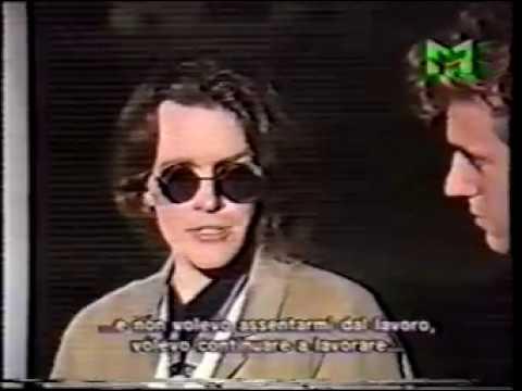 David Sylvian - Italian interview part 1