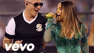 Becky G Pitbull Superstar Live from Copa America Centenario Final.mp3