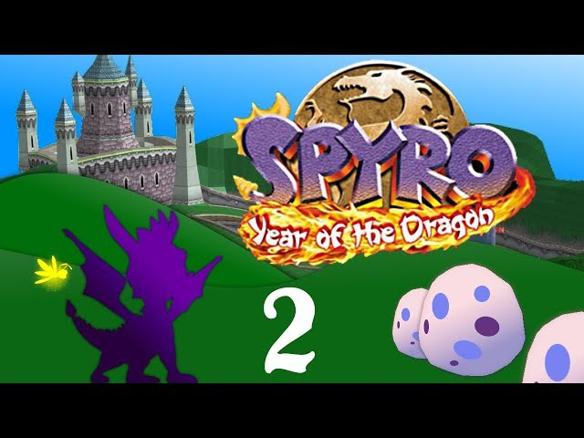 🎮 Spyro : Year of the Dragon | Episode 2 | Let's play FR