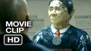 Elysium Movie CLIP - Would You Like to Talk to a Human? (2013) - Matt Damon Sci-Fi Movie HD