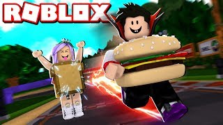 ROBLOX-SUPER CRAZY et FUN RACE (Super Blocky Ball)