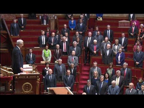 Minute de silence à l'Assemblée pour le soldat français mort au Mali