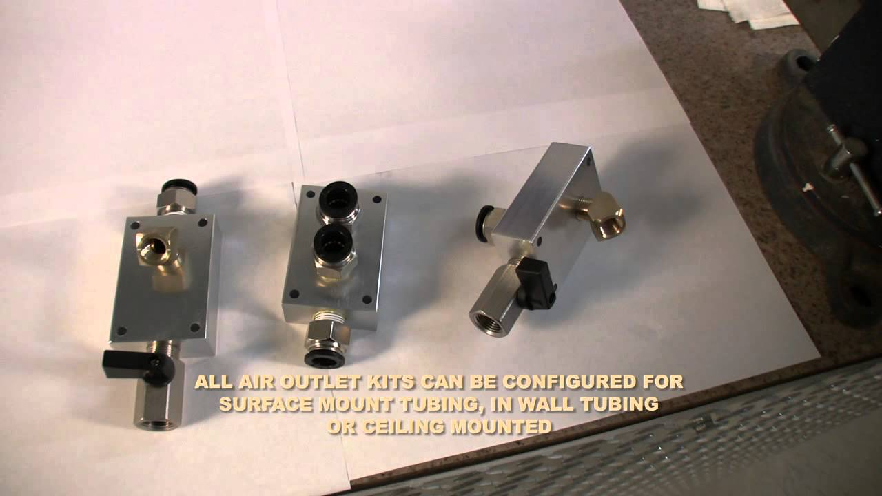Rapid Air Home Garage Kit Installation Youtube