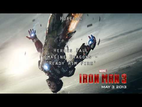 Imagine Dragons - Ready Aim Fire(Iron Man3 鋼鐵人3電影曲):歌詞+中文翻譯