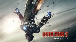 Repeat youtube video Iron Man 3 - 'Imagine Dragons - Ready Aim Fire' (1080p HD) Hereos Fall Soundtrack