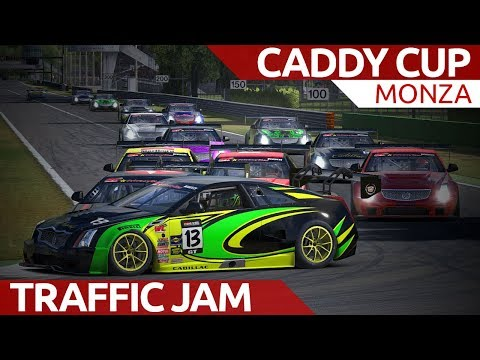 Traffic Jam! - Global Challenge @ Monza