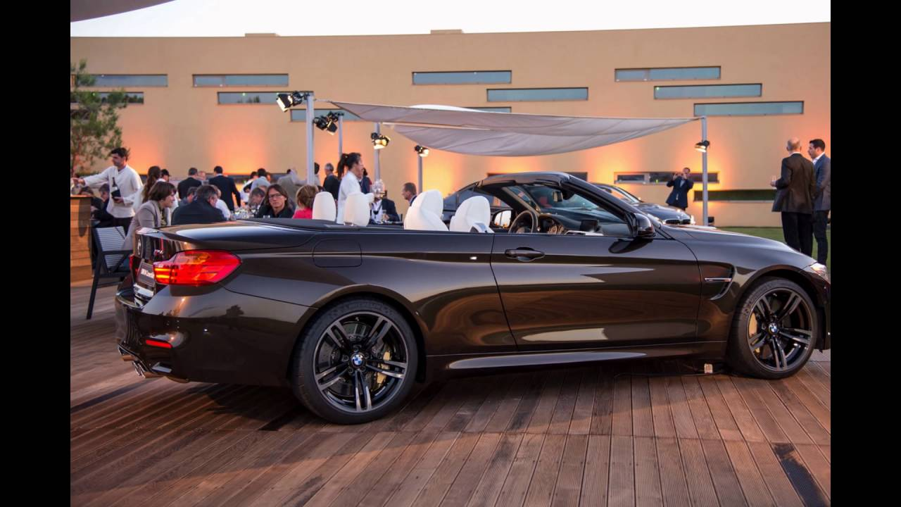 2016 bmw m6 convertible black sapphire youtube. Black Bedroom Furniture Sets. Home Design Ideas