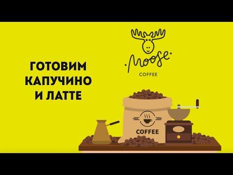 Как приготовить кофе. Готовим Капучино и Латте
