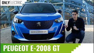 Peugeot e-2008 FULL REVIEW EV version of the all-new 2008 small SUV - OnlyElectric