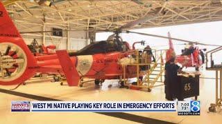 Coast Guardsmen working 12-hour days in Houston