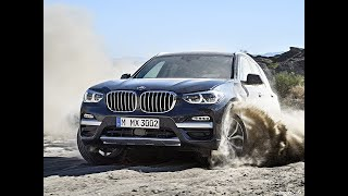 2018 BMW X3 Off Road Test Drive