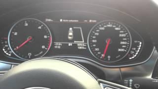 Vollautomatischer Einparkassistent von Audi