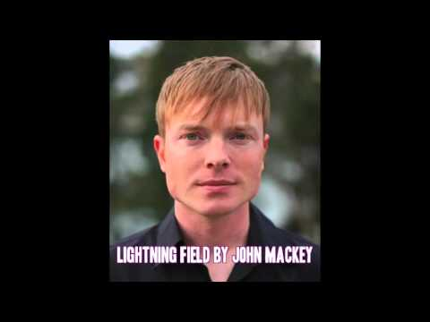 Lightning Field by John Mackey