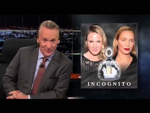 Real Time with Bill Maher: Celebrity Fragrances (HBO)